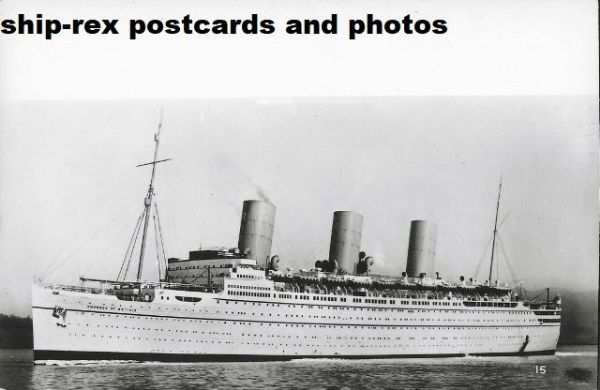 EMPRESS OF BRITAIN (1931, Canadian Pacific) photo (a)